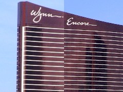 When gaming revenues fell in early 2012, Steve Wynn blurred the lines between his Wynn and Encore Hotels - Click for larger image (http://jamesmcgillis.com)