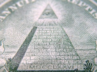 Close-up of All-seeing Eye. - Click for alternate image (https://jamesmcgillis.com