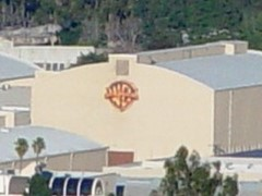 Warner Bros. Studios in Burbank, California is responsible for making many of the top-grossing violent movies in recent history - Click for larger image (http://jamesmcgillis.com)