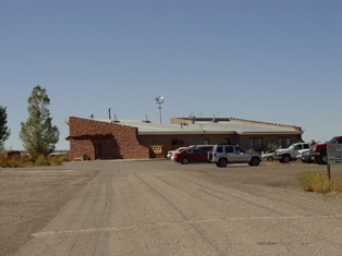 Moab Airlines Terminal Building, Canyonlands Field, Moab, UT  - Click for larger Image (http://jamesmcgillis.com)