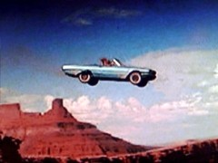 Thelma & Louise take flight at the Colorado River Gorge, Moab, Utah - Click for larger image (http://jamesmcgillis.com0