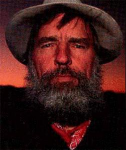 Edward Abbey, author, anarchist
