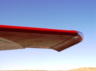 Detail of the Cessna 182 Katmai 300's extended wing tip - Click for larger image (http://jamesmcgillis.com)