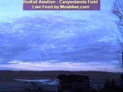 UPS Truck and Cessna cargo aircraft - webcam image - Click for larger image (https://jamesmcgillis.com)