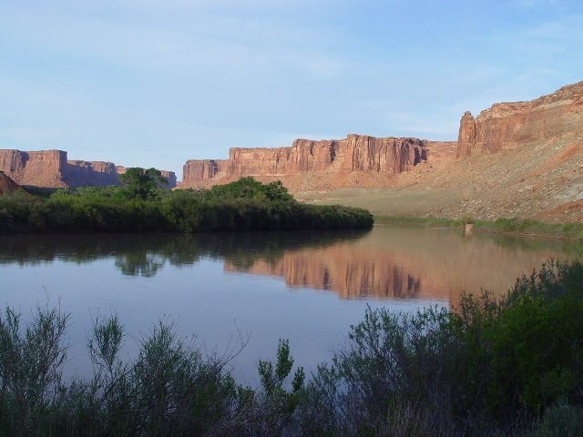 The Green River - True Source of the Colorado River