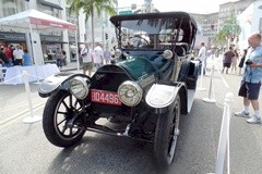 A 1915 Cadillac Cabriolet at the Beverly Hills Father's Day Concours d'Elegance in 2016 - Click for larger image (http://jamesmcgillis.com)