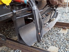 "Porosity of the steel and the welds on the ""pilot"" of Hyundai-Rotem cabcars may have contributed to the detachment of one such device in the 2015 Oxnard Metrolink Collision - Click for larger image (http://jamesmcgillis.com)"