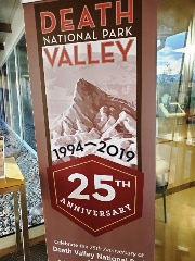 In 2019, Death Valley National Park celebrated its 25th Anniversary - Click for larger image (https://jamesmcgillis.com)