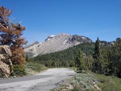 The Northeastern flank of Mammoth Mountain, as seen from upper Minaret Road - Click for larger image (https://jamesmcgillis.com)