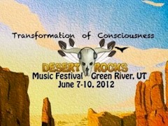 Desert Rocks 2012 in Green River, Utah was billed as a 'Transformation of Consciousness', which is a lot to expect from a music festival in the desert - Click for large image (http://jamesmcgillis.com)