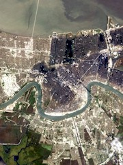 Aerial Photo of New Orleans, Louisiana - Click for larger image (http://jamesmcgillis.com)
