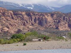 Ken's Lake Watershed - The La Sal Range in October 2011 in October 2011 - Click for larger image (http://jamesmcgillis.com)