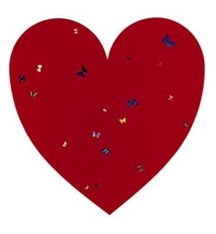 """Love, Love, Love... All you need is Love"" (DamienHirst-AllYouNeedIsLove.jpg)"