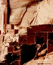 Betatikin Ruin at Navajo National Monument, Arizona. Photo courtesy of Ron Hagg - Click for larger image (http://jamesmcgillis.com)