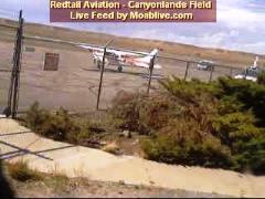 The flight line at Canyonlands Field, Moab, Utah - Click for larger image (https://jamesmcgillis.com)