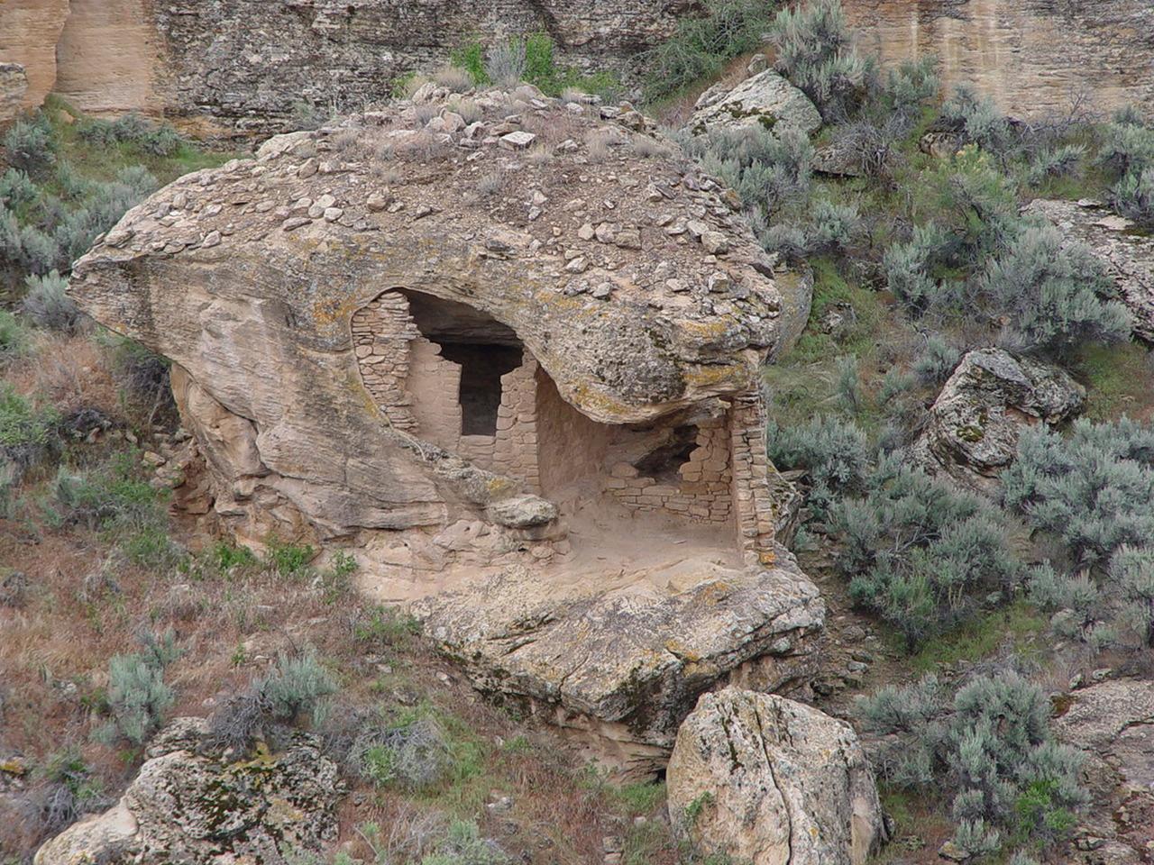 "The ""Spirit"" of Little Ruin Canyon, Hovenweep (https://jamesmcgillis.com)"