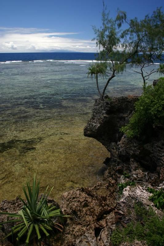 "Lagoon View, from ""The Dream House"", Vanua Levu, Fiji - Click for larger image (https://jamesmcgillis.com)"
