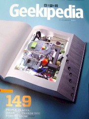 Geekipedia Magazine Cover - Click for larger image (http://jamesmcgillis.com)
