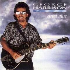 Former Beatle, George Harrison (1943 - 2001) now rests comfortably on Cloud Nine - Click for larger image (https://jamesmcgillis.com)