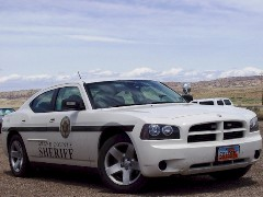Contemporary Grand County, Utah Sheriff's cruiser - Click for larger image (http://jamesmcgillis.com)