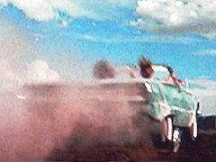 Film production, such as the 1991 drama Thelma & Louise can be disruptive to the natural environment - Click for larger image (http://jamesmcgillis.com)