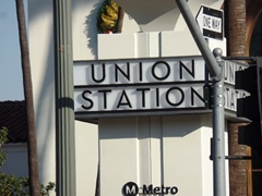 All Metrolink trains originate at Los Angeles Union Station in Los Angeles, California - Click for larger image (http://jamesmcgillis.com)