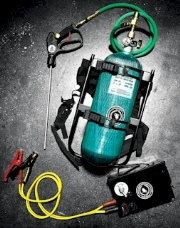 The older MAG 9000 Cutting Torch - Click for larger image (http://jamesmcgillis.com