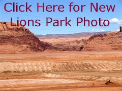We are proud to present the first photo of the New Lions Park in Moab, Utah - Click to see new image (http://jamesmcgillis.com)