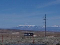 A 2014 view from Parcel 32, looking east toward the La Sal Range in Moab, Utah - Click for larger image (http://jamesmcgillis.com)