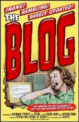 """The Blog"", Inane, Rambling, Rarely Updated - Click for larger image (http://jamesmcgillis.com)"