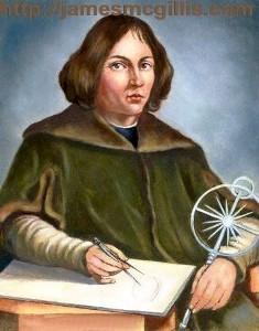 Nicolaus Copernicus - Click for larger image (https://jamesmcgillis.com)