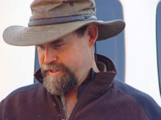 Author and Naturalist, Craig Childs - Click for larger image (https://jamesmcgillis.com)