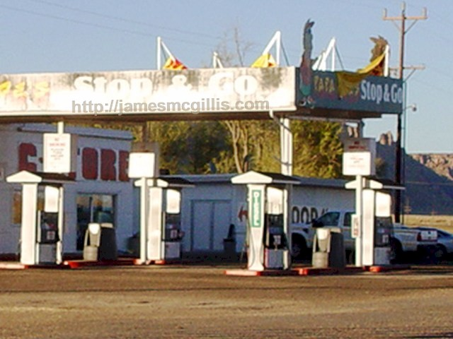 The Only Operating Business At Crescent Junction Utah Click For Larger Image Http