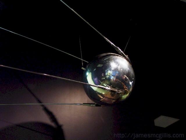 ... USSR Satellite Sputnik - 55th Anniversary