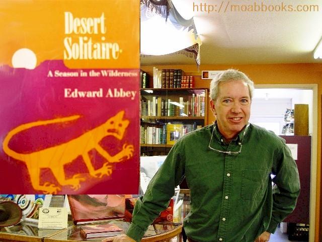 edward abbey livres