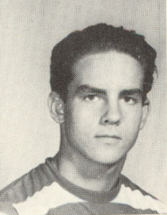 Larry Maxam - Burbank High School Year Book Photo, 1965 - Click for larger picture (http://jamesmcgillis.com)