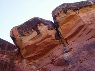 Navajo Sandstone overhang - Click for larger image (https://jamesmcgillis.com)