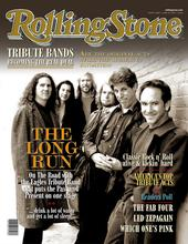 The Long Run, on the Cover of Rolling Stone