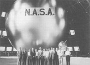 Echo 1 Satellite, Prior to Launch in 1960 (http://jamesmcgillis.com)