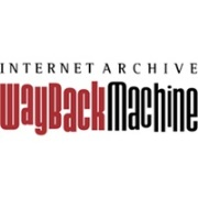 The Internet Archive, also known as the Wayback Machine